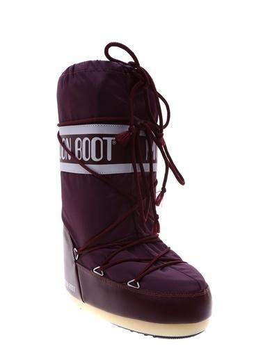 Moon Boot Kar Botu Bordo